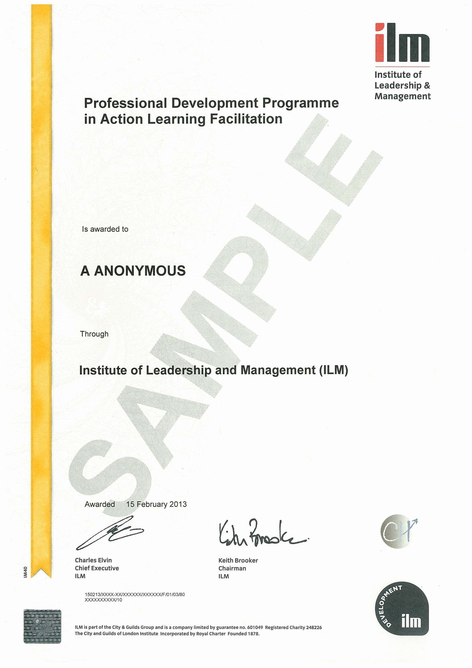 Online Leadership Innovation Certificate